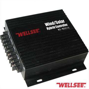WS-WSC15 15A 维尔仕风光互补路灯控制器